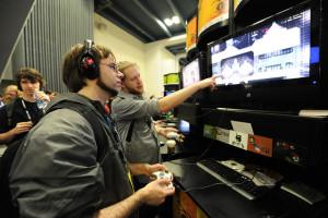 Game Developer in Video Games